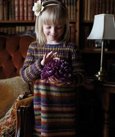 Design from Winter Kids features a collection of 20 designs for boys and girls aged 3 to 12 years | English Yarns