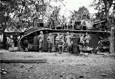 French build 10 tanks, and one of them was captured by Wehrmacht in 1940...