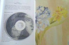 Cd personalizzato delle poesie di Mirella Merino - collana editoriale Sentire 7 -  http://www.poetipoesia.com/?libro=sentire-7&fb_action_ids