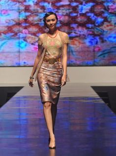Ghea Panggabean Autumn (Fall) / Winter 2012 (Indonesia FW)