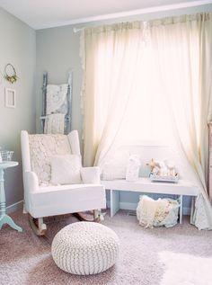 little girl nursery