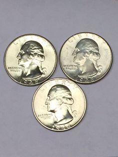 Gem BU US 2 Coin lot 1950 P D Jefferson Nickel Year set Choice