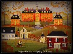 I love American Folk Art..prints, paintings. All of it!