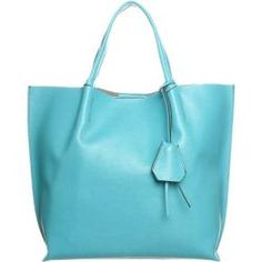 Gianni Chiarini Shopping Bag trkis in Gr. One Size