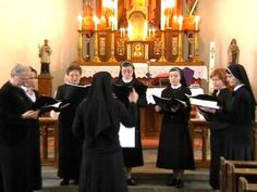 Ubi caritas est vera Catholic Hymns, Roman Catholic, Sing To The Lord, Gospel Music, Nun, Soul Music, Family Traditions, Lorraine, Communion