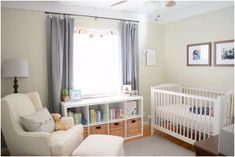 Five peaceful nursery ideas inspired by my former college roommate and her son Luke. These simple tips will help you create a peaceful and restful space where you can relax with your baby.