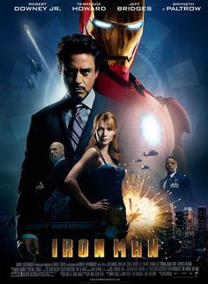 2008. El hombre de hierro - Iron Man