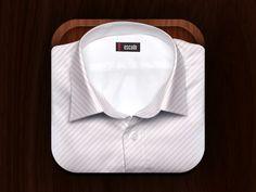Shirt app icon