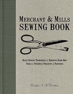 With an emphasis on quality materials, careful craftsmanship, and simplicity, Merchant & Mills Sewing Book presents 15 functional, beautiful projects. Crafters and aspiring designers will master hand- and machine-sewing techniques, learn about fundamental tools and materials, and improve their tailoring skills before sewing timeless projects such as a maker's apron, bolster cushion, flight bag, classic shirt, and more. Reflecting the distinctive utilitarian style of Merchant & Mills, this…
