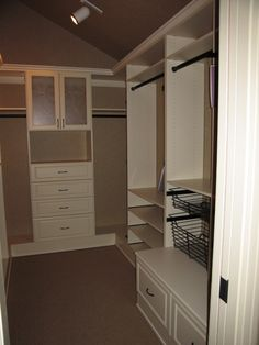 master bedroom closet its what i will need