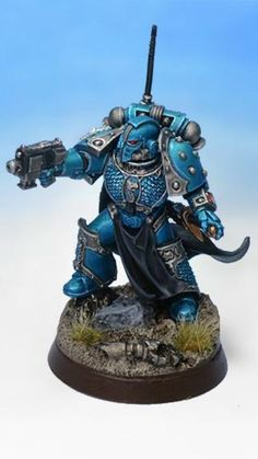 Alpha Legion Converted Dynat