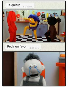 Puta, que sad xd xd Best Funny Jokes, Funny Memes, Dont Hug Me, Spanish Memes, Gag Gifts, Haha, Funny Pictures, Facebook, Awesome