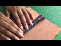 Sewing an Exposed Zipper.  A FREE article, guide and online fashion sewing video tutorial, only at http://www.fashionsewingblog.com
