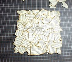 torn book pages as a background---great blog