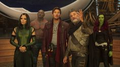 HOW GUARDIANS OF THE GALAXY CELEBRATES THE FAMILY WE CHOOSE