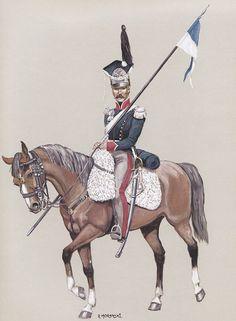 ułan Księstwa Warszawskiego