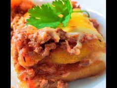 Lasagnes de bananes plantain   Je cuisine créole