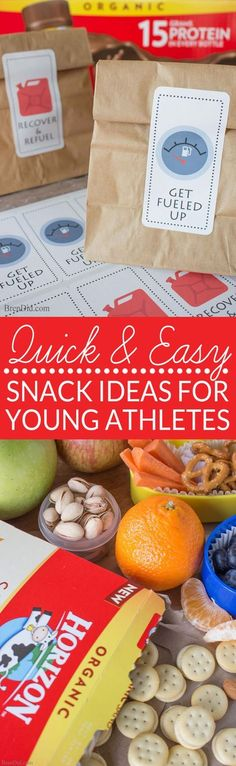 What To Do About Junk Food Sports Snacks | Team snacks, Snacks and ...
