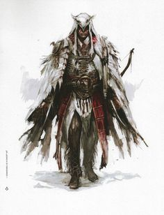 Ratonhnhaké:ton -Assassins Creed III. Definitely the coolest Native American video game character.