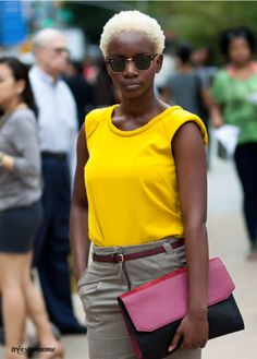 Tremendous Cute Ash Blond Twa And Dress Hair Looks Pinterest Ash And Hairstyle Inspiration Daily Dogsangcom