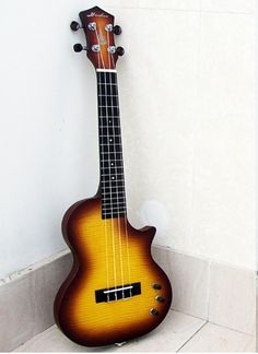 Electric Solid Body Ukulele
