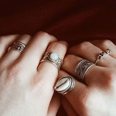 Kauri Ring mit Muschel ganz leicht selbermachen | #DIY #cowrie #shell #ring #Muschel #Tutorial #stackedup