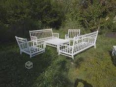 Resultado de imagen para muebles para terraza en fierro forjado chile
