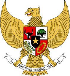 """Logo / Lambang Negara RI """"Garuda Pancasila""""   Kumpulan Logo Terlengkap"""