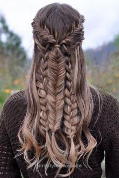 Great GAME OF THRONES INSPIRED HAIRSTYLES – Page 2 of 4 – Trend To Wear The post GAME OF THRONES INSPIRED HAIRSTYLES – Page 2 of 4 – Trend To Wear… appeared first on Haircuts and Hairstyl ..