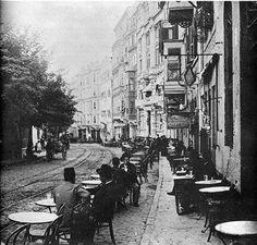Meşrutiyet Caddesi, 1921