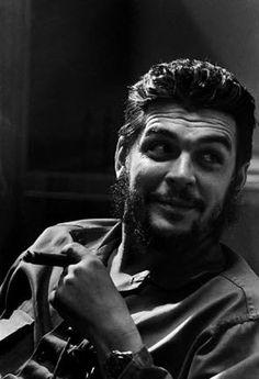 Elliott Erwitt - Che Guevara