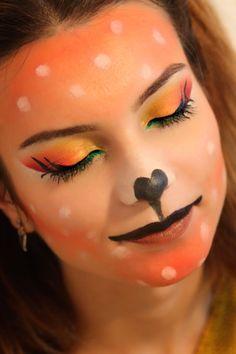 #makeup #beautifulcolours #halloween