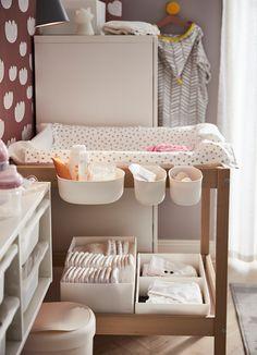 Baby Storage, Storage Boxes, Storage Baskets, Storage Spaces, Diaper Storage, Nursery Storage, Ikea Storage, Baby Clothes Storage, Baby Bedroom