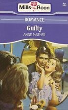 Guilty, Mather, Anne Paperback Book The Cheap Fast Free Post