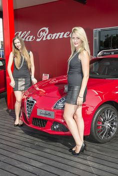 Alfa Romeo at Goodwood Festival 2013 | Flickr - Photo Sharing!