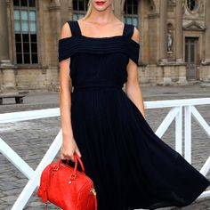 Long live the LBD! 75 ways to make the LBD your best dress ever. (click through)