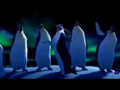 The Penguin Song! Happy Birthday, Carrie Kearns!!!