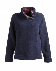eff33c5f8e08 Joules Bonita Ladies Fleece (R) - Sweatshirts   Hoodies from CHO Fashion  and Lifestyle UK. Otterburn Mill