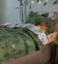 Woodland Friends Full Bedding Special | Collection Accessories
