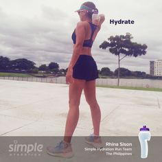 Simple Hydration One Word Series. Hydration Bottle, Racing Team, Water Bottle, Simple, Water Bottles