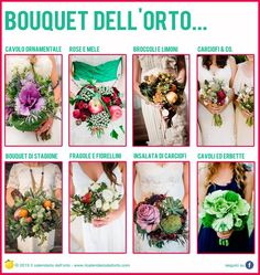 Bouquet dell'orto...