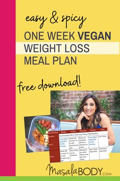FREE Downloadable E-Book: Vegan Weight Loss Recipes (Easy