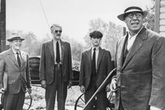 """""""Fools' Parade,"""" starring James Stewart, Kurt Russell, George Kennedy and Strother Martin, was filmed entirely in Marshall County, West Virginia  and is based on the novel by West Virginia native Davis Grubb."""