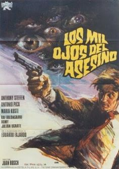 "The Killer With a Thousand Eyes (1974, ""Los Mil Ojos Del Asesino,""A. K. A. On The Edge) co-stars Britt Nichols"