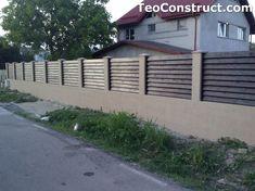 Garduri din lemn preturi Brasov 2 Modern Fence Design, Design Case, Romania, Garage Doors, Outdoor Decor, Home Decor, Decoration Home, Room Decor, Home Interior Design