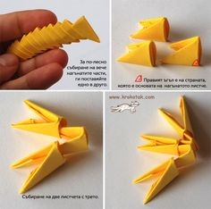 3D Origami – Not As Hard As They Seem   krokotak