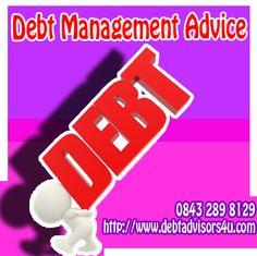 Debt Management Advice