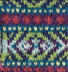 Fair Isle tips and techniques.
