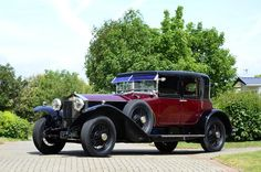 1928 Rolls-Royce Phantom I by Hooper
