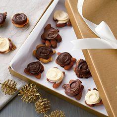 Santa has elves. We have chocolatiers.